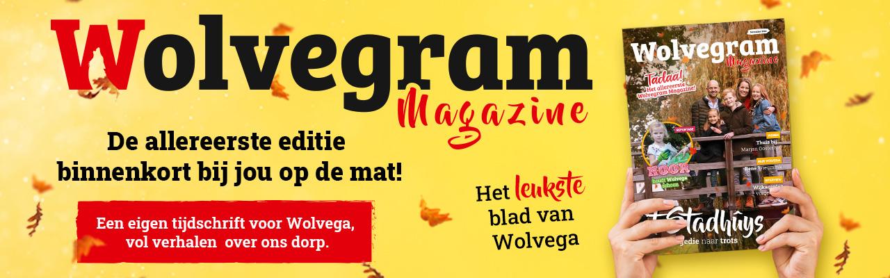 Wolvegram Magazine